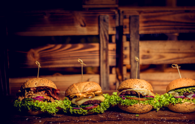 Burger-Woche im All Jerk Empire